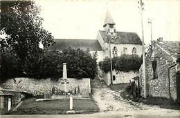 95* MONTREUIL SUR EPTE Monument Aux Morts   CPSM(petit Format)   MA98,0782 - Unclassified