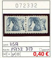 USA 1982 - Etats-Unis - Michel 1523 I D/D - ** Mnh Neuf Postfris - Nuevos