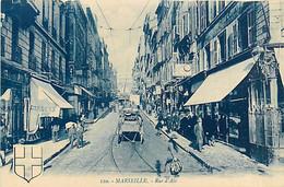 13* MARSEILLE  Rue D Aix            MA99,1144 - Zonder Classificatie