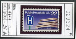 USA 1986 - Etats-Unis - Michel 1797 - ** Mnh Neuf Postfris - - Nuevos