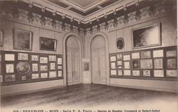 **** 25  ***  BESANCON  Musée Salle P A Paris - TTB  Neuve - Besancon