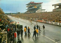 LES 24 HEURES DU MANS Départ De La Course En Juin 1970 - SM GF - Unclassified