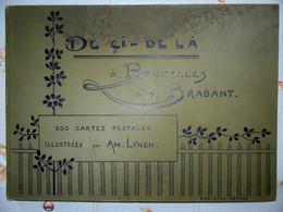 Album Complet De 200 Cartes Postales Illustrées Par AM. LYNEN , De Ci De Là - Sonstige