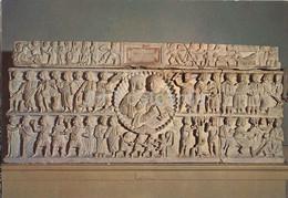 Siracusa - Museo Archeologico Nazionale - Sarcofago Di Adelfia - Epoca Cristiana - Sarcophagus - 161 - Italy - Unused - Siracusa