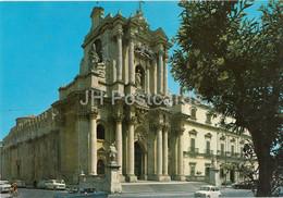 Siracusa - La Cattedrale E Tempio Di Minerva - Cathedral And The Temple Of Minerva - 26 - Italy - Unused - Siracusa
