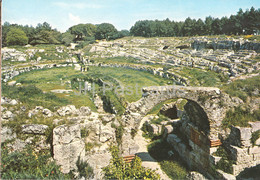 Siracusa - Anfiteatro Romano - Roman Amphitheatre - Ancient - 102 - Italy - Unused - Siracusa