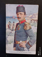 ENVER PASCHA - Anno 25-07-1916 - (Viaggiata - MONTONA) OTTIMO STATO - Croacia