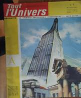 Tout L'Univers_N°1_25 Octobre 1961_l'architecture à Différentes époques - Hachette