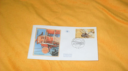 ENVELOPPE FDC DE 1997.../ CACHETS BREGUET XIV PARIS + TIMBRE - 1990-1999