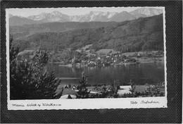AK 0755  Maria Wörth Am Wörthersee - Foto Belschan Um 1954 - Maria Wörth