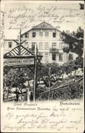CPA Hinterbrühl In Niederösterreich, Josef Deigner's Hotel Feldmarschall Radetzky - Altri