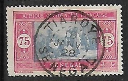 SENEGAL N°84A Oblitération De Tiaroye - Used Stamps