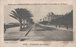 CHROMO CHOCOLAT D'AIGUEBELLE NICE PROMENADE DES ANGLAIS - Aiguebelle