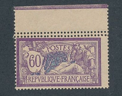 EC-555: FRANCE: Lot  Avec N°144i** - 1900-27 Merson