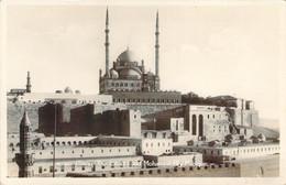EGYPT Le Caire Cairo The Citadel And Mohamed Aly Mosque La Citadelle Et La Mosquée Mohamed Aly - Le Caire