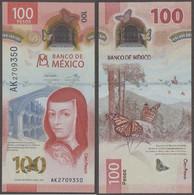 Mexico - 100 Pesos 8.5. 2020 UNC - Sign. Variety 3 Lemberg-Zp - Mexique