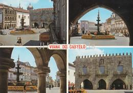 Viana Do Castelo - Alguns Aspectos Da Praca Da Republica - 235 - Portugal - Unused - Viana Do Castelo
