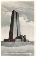 EGYPT War Memorial On Gebel Mariam Near Ismaïlia Monument à La Défense Du Canal Djebel Mariam - Ismaïlia
