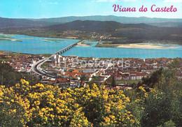 Viana Do Castelo - Vista Parcial Da Cidade - 273 - Portugal - Unused - Viana Do Castelo