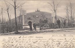7486) LEER - PLYTENBERG - Mit Alten Tafeln - Personen - Straße TOP DETAILS LITHO 12.07.1901 - Leer