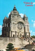 Viana Do Castelo - Templo De Santa Luzia - 103 - Portugal - Unused - Viana Do Castelo