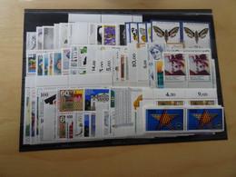 Bund Jahrgang 1992 Postfrisch Paare Komplett (16503) - Ungebraucht