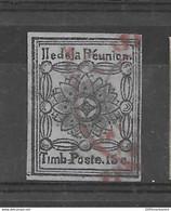 REUNION Timbre  FAUX N°1  Copie Des Illustrations Des Premiers Catalogues Yvert & Tellier - Covers & Documents