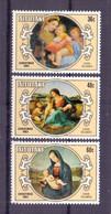 1983, Aitutaki, Christmas, Full Set Of 3 Stamps, MNH. - Aitutaki
