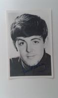 TRADE CARD - PAUL MCCARTNEY 3   D-0413 - Ohne Zuordnung