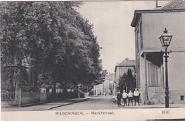 4844211Wageningen, Marktstraat. (zie Achterkant) - Wageningen