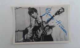 TRADE CARD - GEORGE HARRISON 7   D-0413 - Ohne Zuordnung
