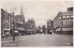 4844349Breda, Van Coothplein. (FOTOKAART)(kleine Vouwen In De Hoeken) - Breda