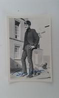 TRADE CARD - JOHN LENNON 4 K1   D-0413 - Ohne Zuordnung