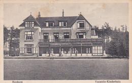 4844375Renkum, Vacantie Kinderhuis. (zie Hoeken Achterkant) - Renkum