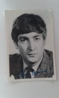 TRADE CARD - GEORGE HARRISON 1 D-0413 - Ohne Zuordnung