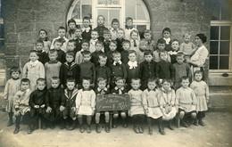 ARLON - Carte Photo Ecole Communale 1913 - 1914 - Arlon