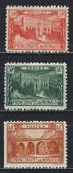 MC5-/-377- N° 55/57, * *, COTE 4.80 €,  VOIR IMAGE POUR DETAIL, IMAGE DU VERSO SUR DEMANDE, - Unused Stamps