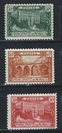 MC5-/-470- N° 55/57, * *, COTE 4.80 €,  VOIR IMAGE POUR DETAIL, IMAGE DU VERSO SUR DEMANDE, - Unused Stamps