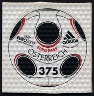 Soccer Football 2008 Austria #2722 UEFA European Championship MNH ** - Eurocopa (UEFA)