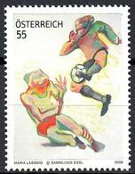 Soccer Football 2008 Austria #2715 UEFA European Championship MNH ** - Eurocopa (UEFA)