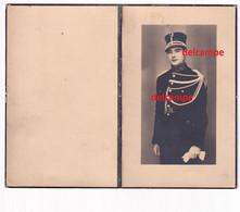 Oorlog Guerre Jozef Knop Dendermonde Rijkswacht Gendarmerie In Bevolen Dienst Overleden Te Gent 1947 Props Vrijdags - Images Religieuses
