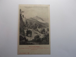 WILDENSTEIN  Les Ruines Du Chateau Près Saint Amarin - Otros Municipios