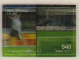 Soccer Football 2008 Austria Bl 42 UEFA European Championship MNH ** - Eurocopa (UEFA)