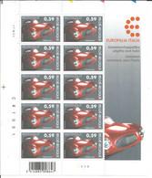 OCB 3206 Postfris Zonder Scharnier ** Volledig Vel ( Plaat 3 ) - Volledige Vellen