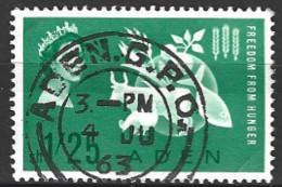 Aden  1959  SG 76 F F H    Fine Used - Aden (1854-1963)