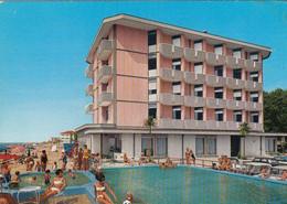 LIDO DI JESOLO-VENEZIA-HOTEL=LA BUSSOLA=-CARTOLINA VERA FOTOGRAFIA-SCRITTA MA NON VIAGGIATA - Venezia (Venice)