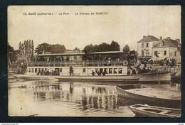 44  SUCE   ... Le Port Le Bateau De Nantes... - Sin Clasificación