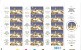 OCB 3224  Postfris Zonder Scharnier ** Volledig Vel ( Plaatnummer 2 ) - Volledige Vellen