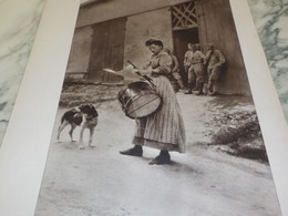 PHOTO LA GARDE CHAMPETRE 1917 - 1914-18