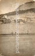 GIBRALTAR OLD R/P POSTCARD HILLSIDE VIEW UNIDENTIFIED - Gibilterra